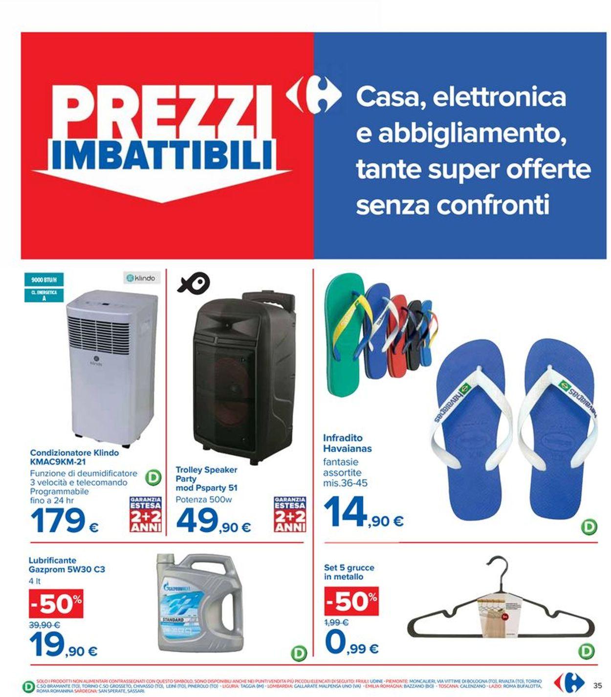 Volantino Carrefour - Offerte 03/06-16/06/2021 (Pagina 35)
