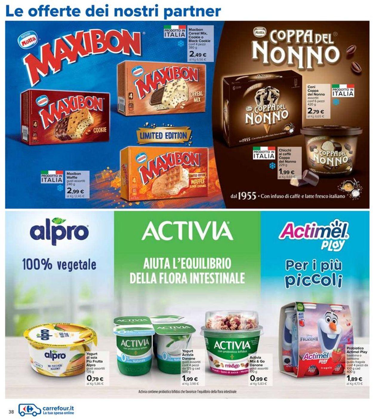 Volantino Carrefour - Offerte 03/06-16/06/2021 (Pagina 38)
