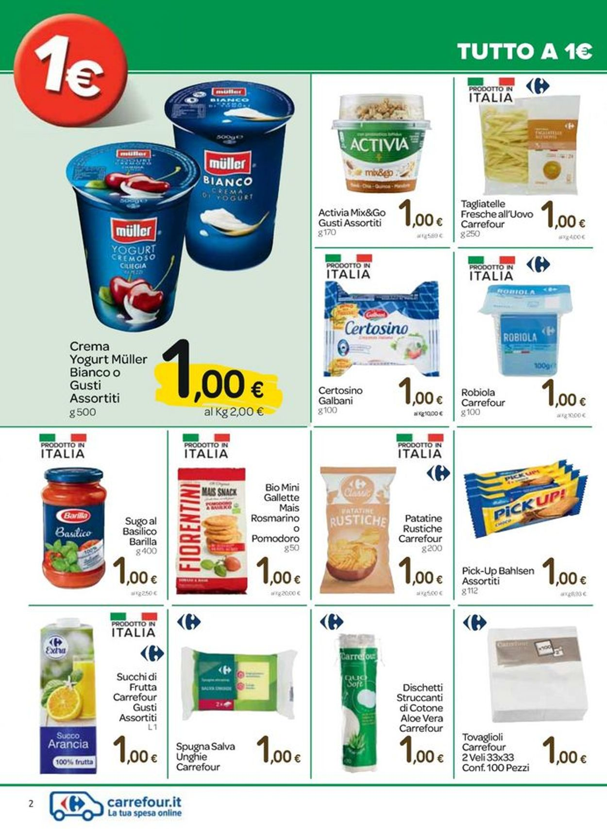 Volantino Carrefour - Offerte 03/06-15/06/2021 (Pagina 2)