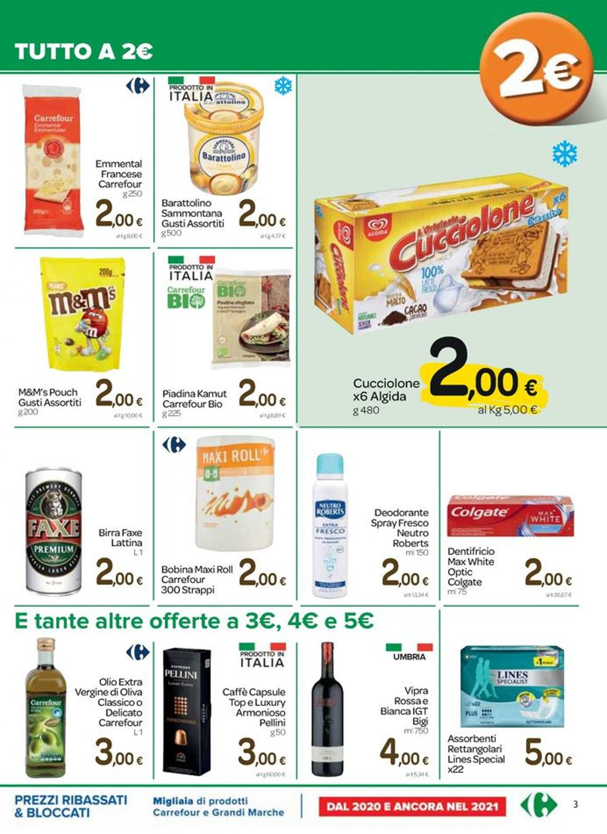 Volantino Carrefour - Offerte 03/06-15/06/2021 (Pagina 3)