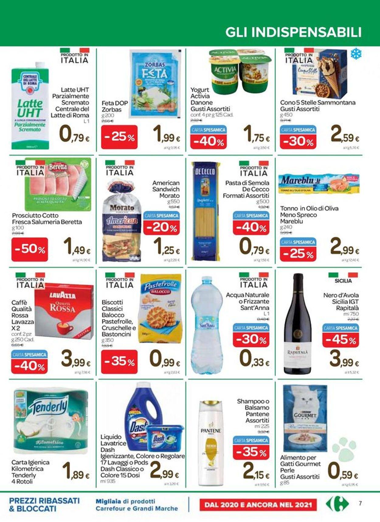 Volantino Carrefour - Offerte 03/06-15/06/2021 (Pagina 7)
