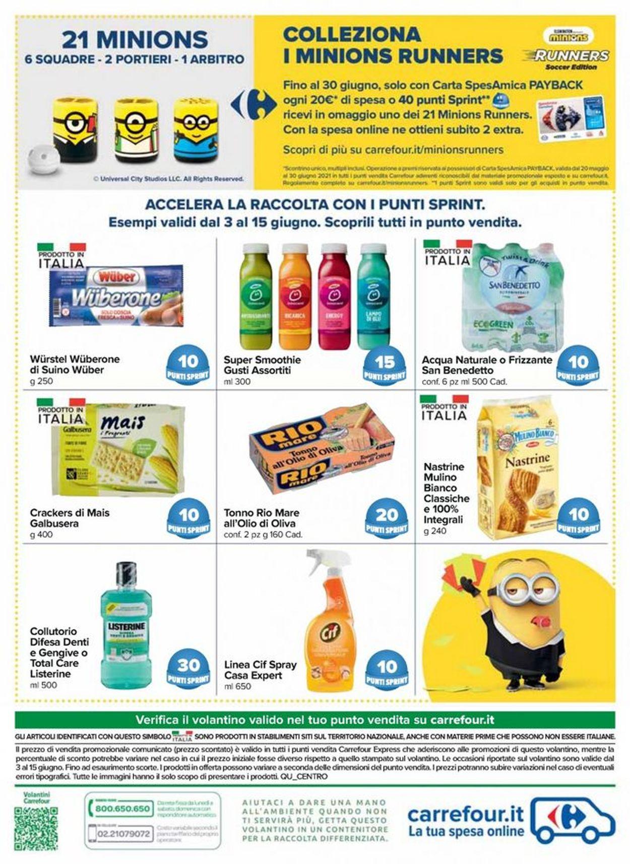 Volantino Carrefour - Offerte 03/06-15/06/2021 (Pagina 8)