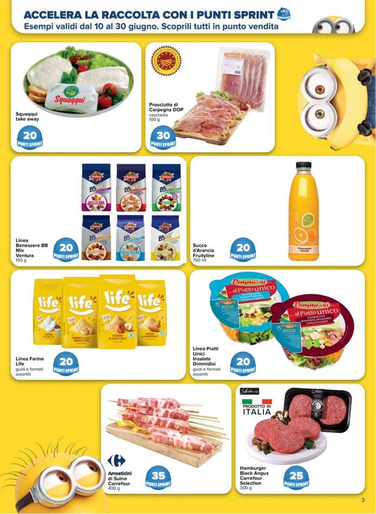 Volantino Carrefour - Offerte 10/06-30/06/2021 (Pagina 3)