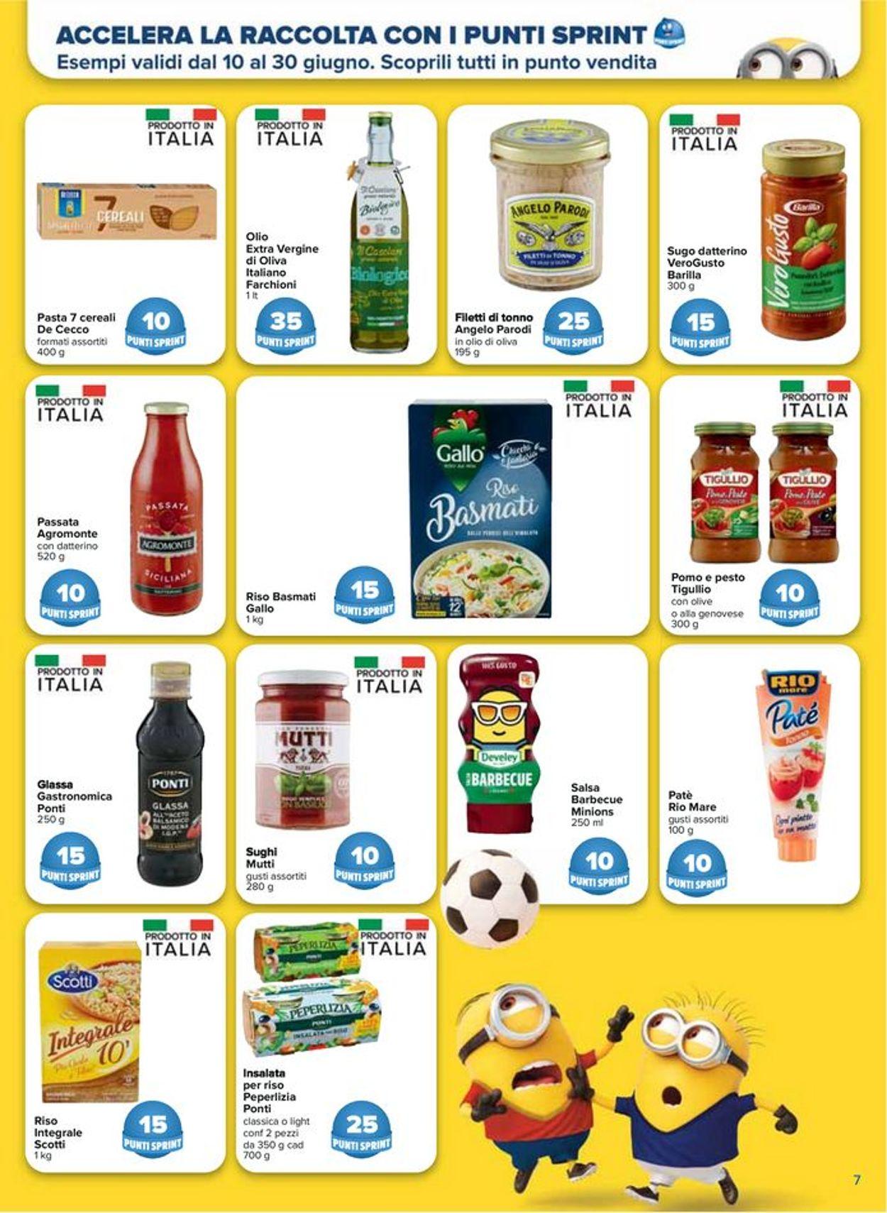 Volantino Carrefour - Offerte 10/06-30/06/2021 (Pagina 7)