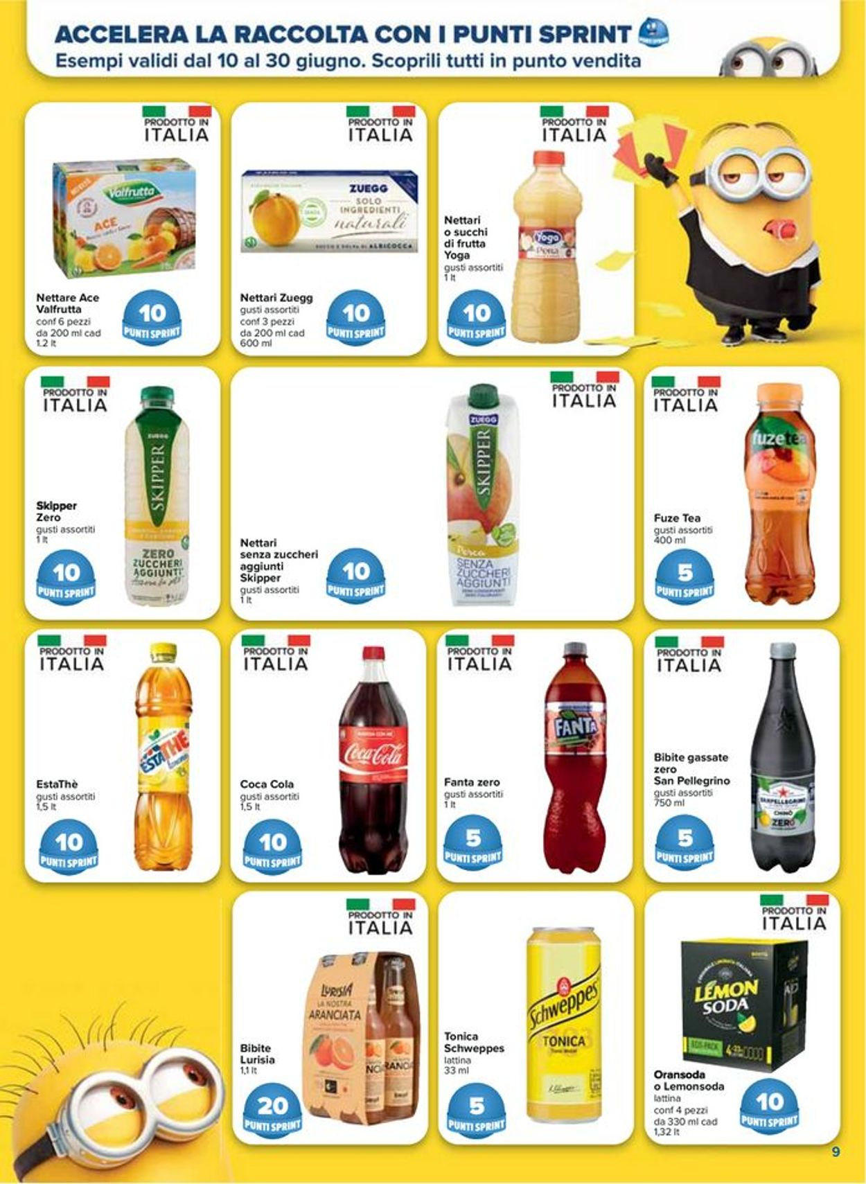 Volantino Carrefour - Offerte 10/06-30/06/2021 (Pagina 9)