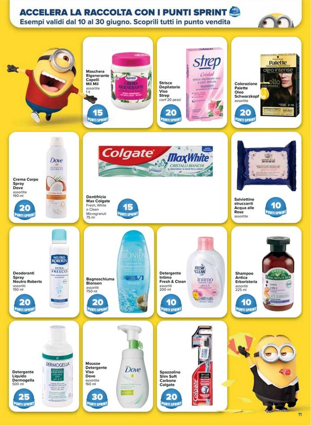 Volantino Carrefour - Offerte 10/06-30/06/2021 (Pagina 11)