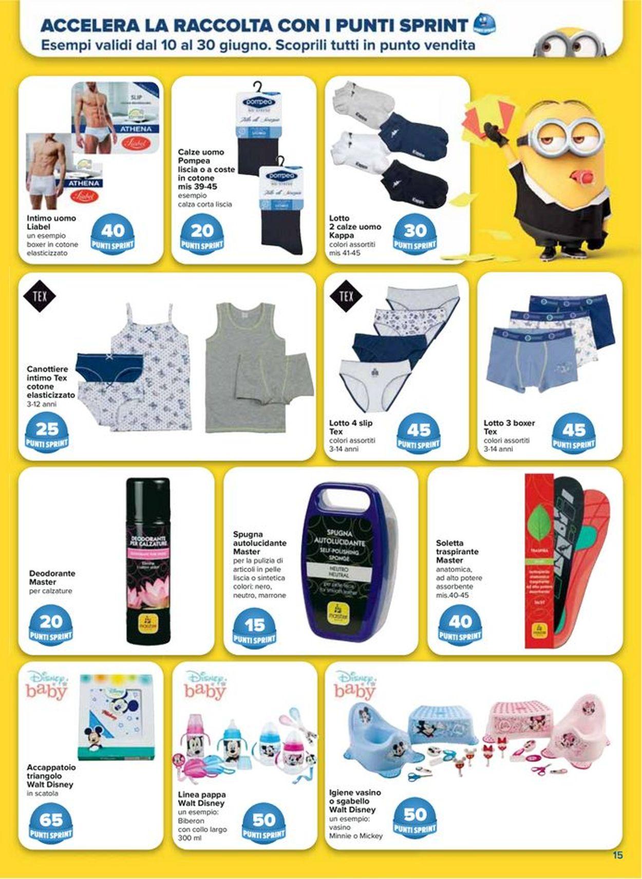 Volantino Carrefour - Offerte 10/06-30/06/2021 (Pagina 15)