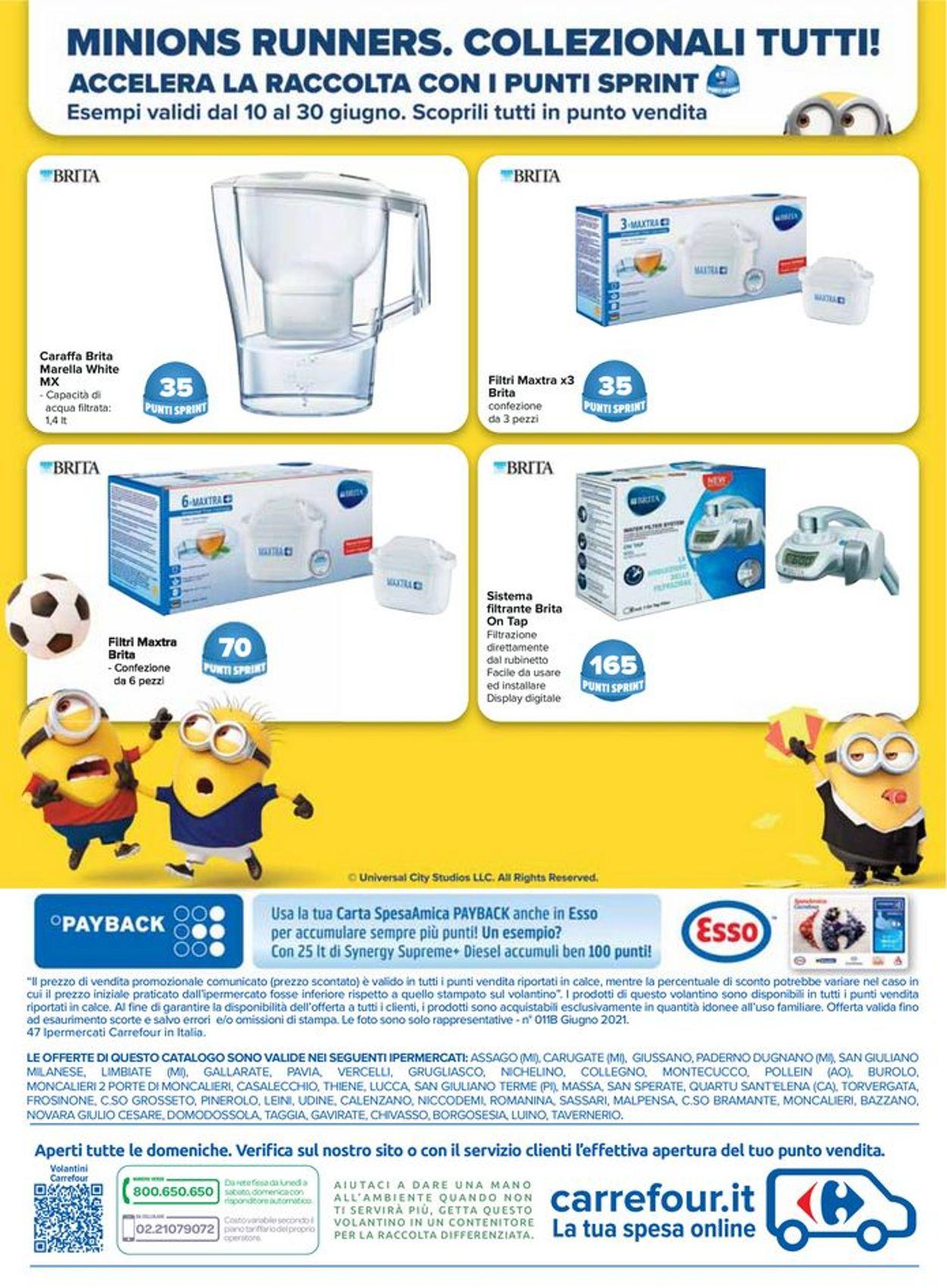 Volantino Carrefour - Offerte 10/06-30/06/2021 (Pagina 16)