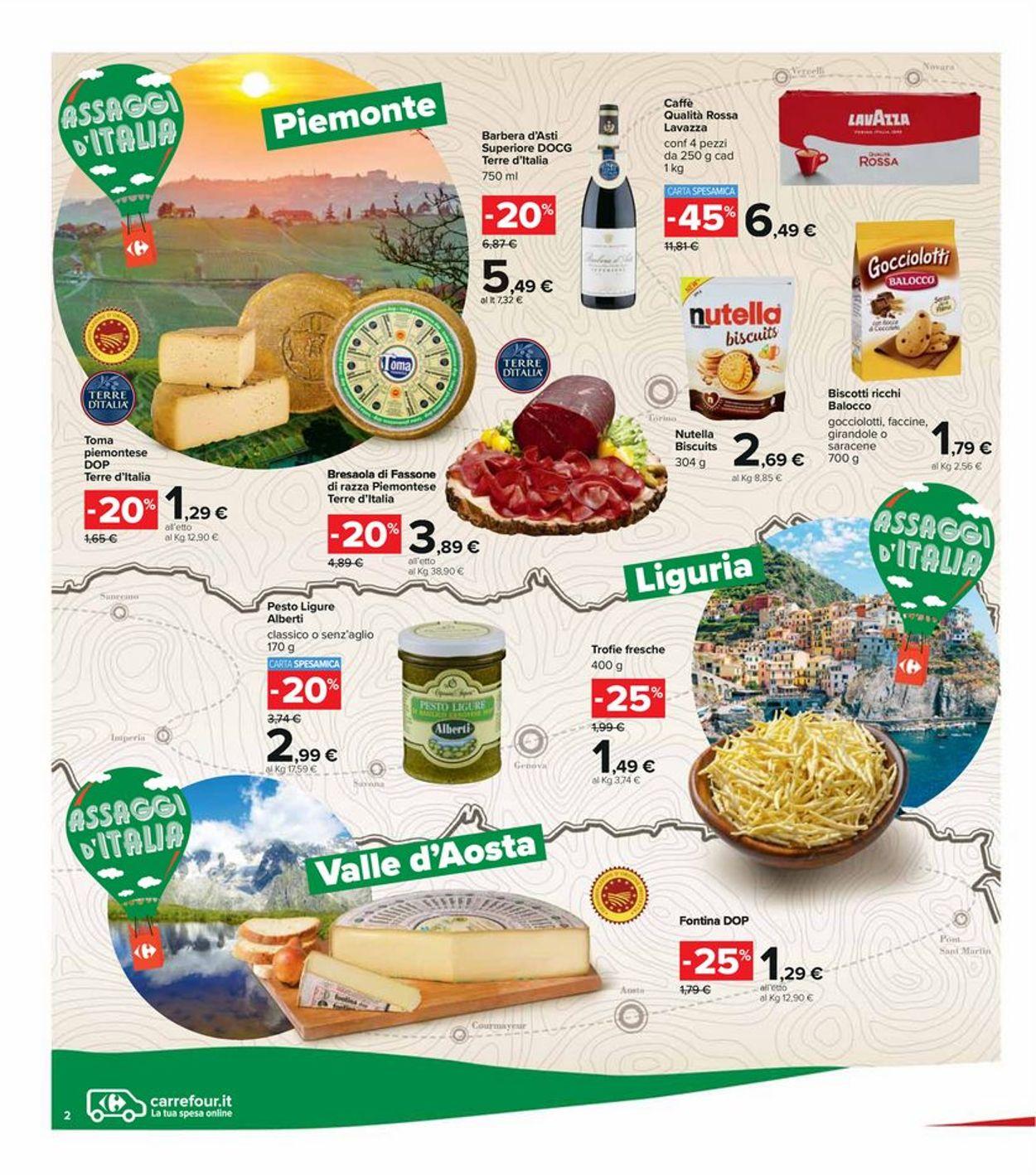 Volantino Carrefour - Offerte 17/06-30/06/2021 (Pagina 2)
