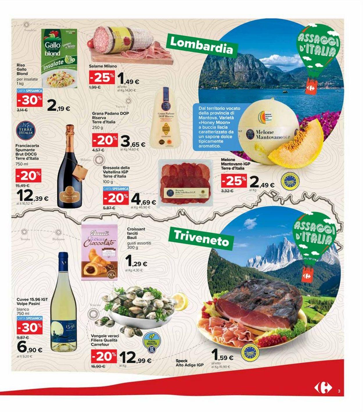 Volantino Carrefour - Offerte 17/06-30/06/2021 (Pagina 3)