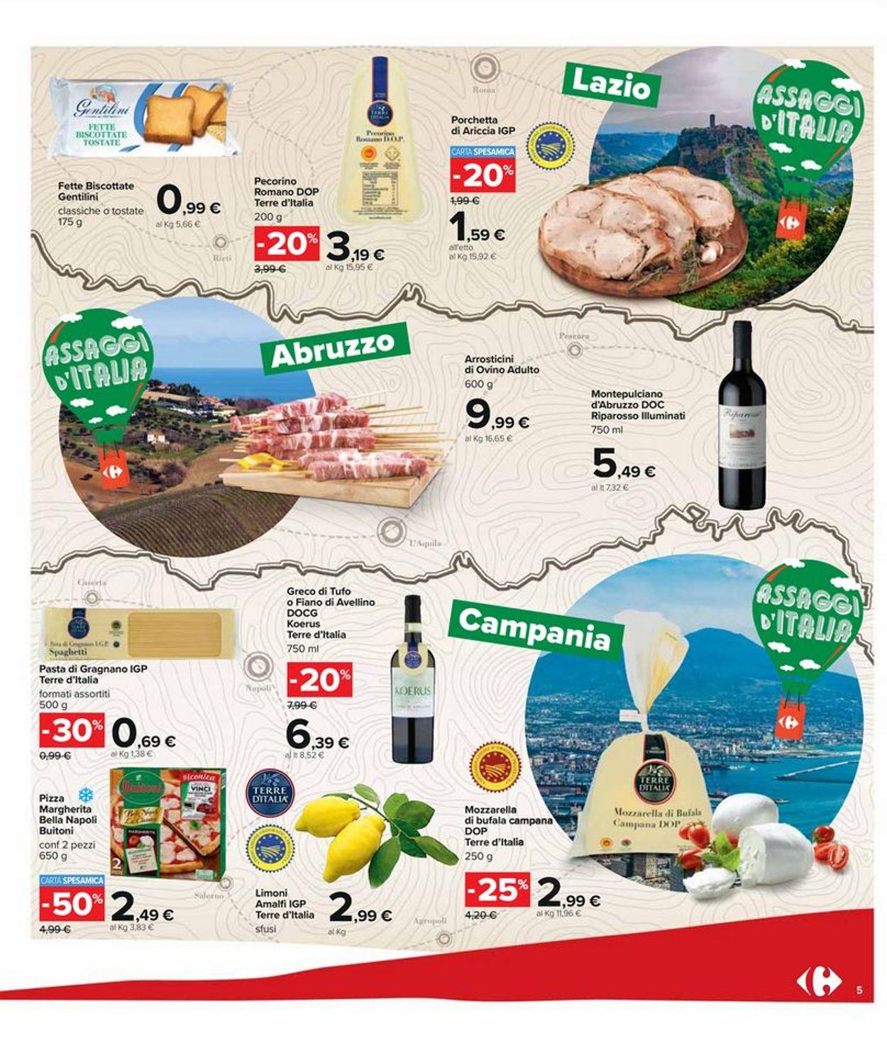 Volantino Carrefour - Offerte 17/06-30/06/2021 (Pagina 5)