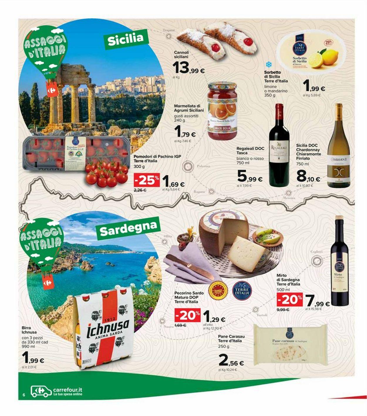 Volantino Carrefour - Offerte 17/06-30/06/2021 (Pagina 6)
