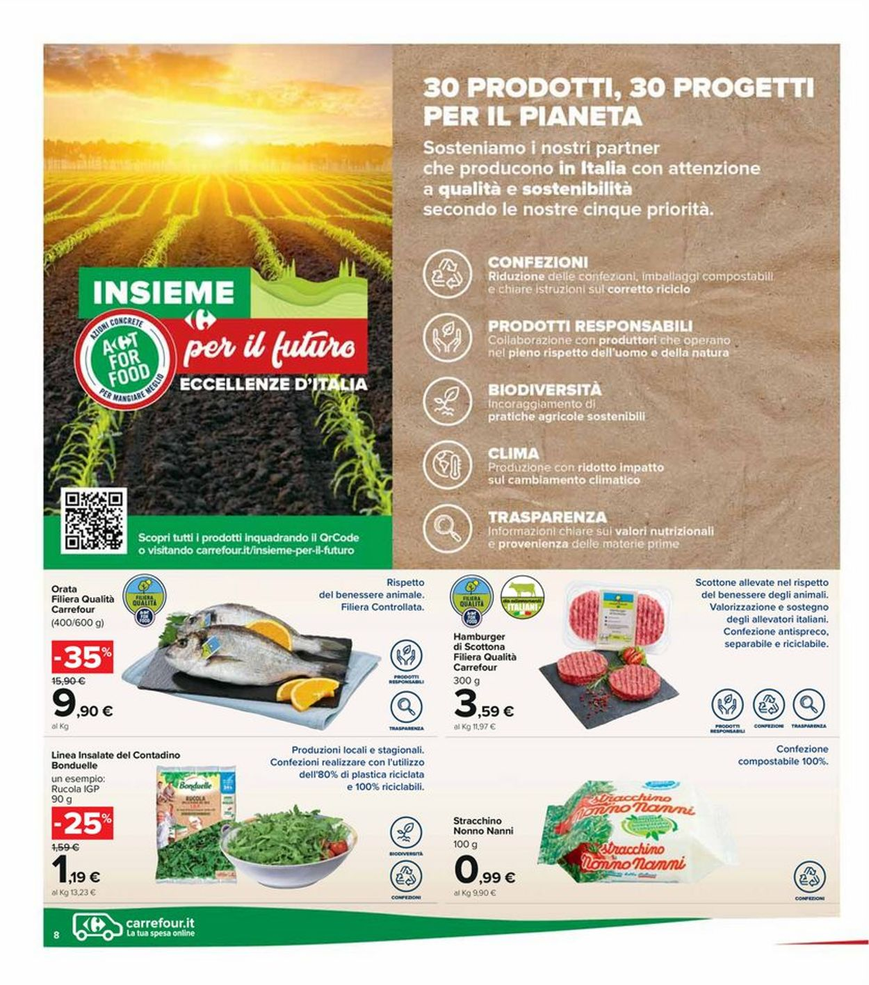 Volantino Carrefour - Offerte 17/06-30/06/2021 (Pagina 8)