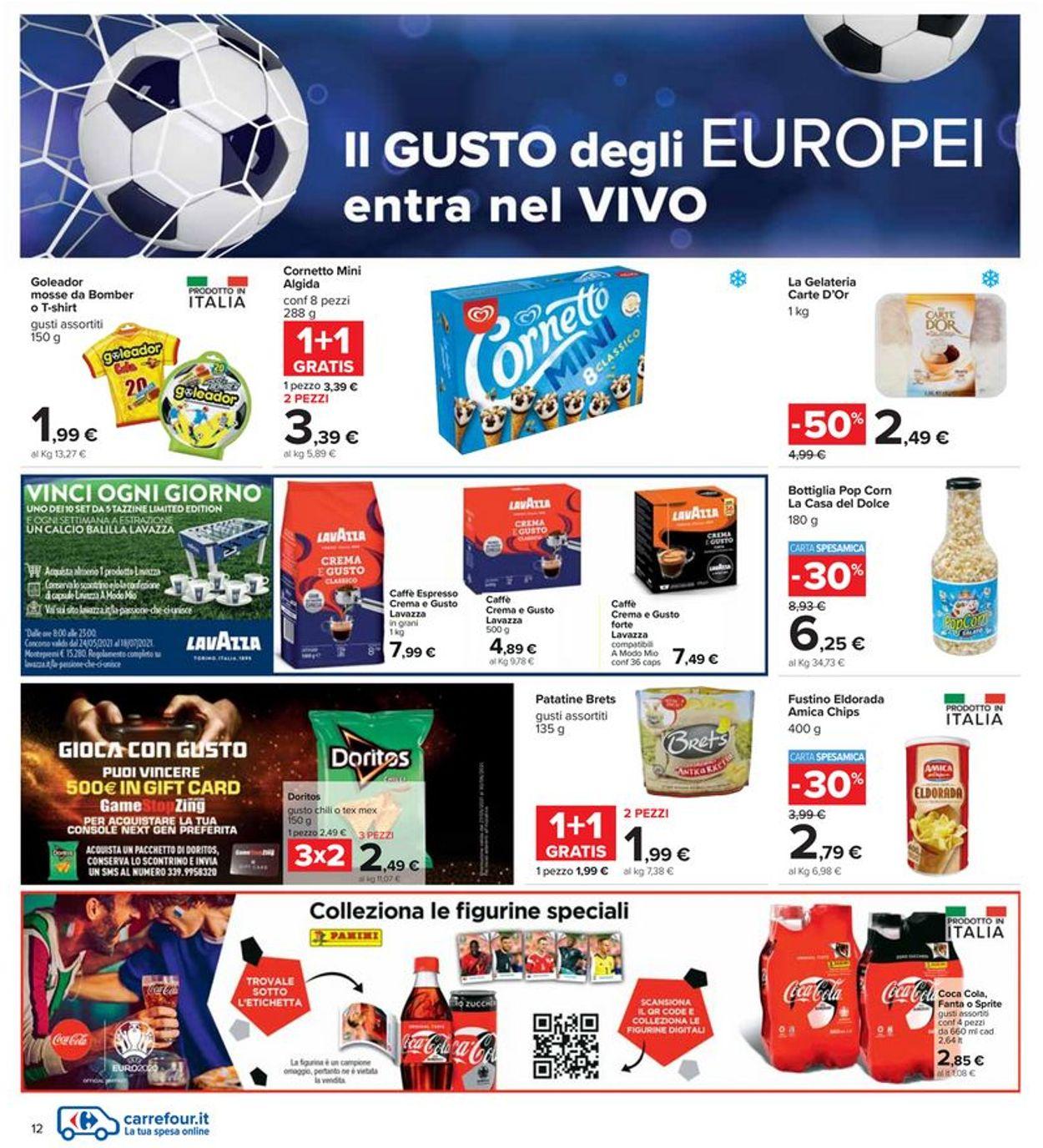 Volantino Carrefour - Offerte 17/06-30/06/2021 (Pagina 12)