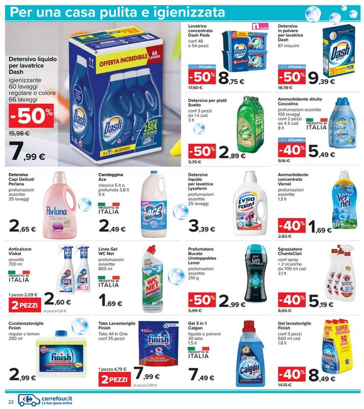 Volantino Carrefour - Offerte 17/06-30/06/2021 (Pagina 22)