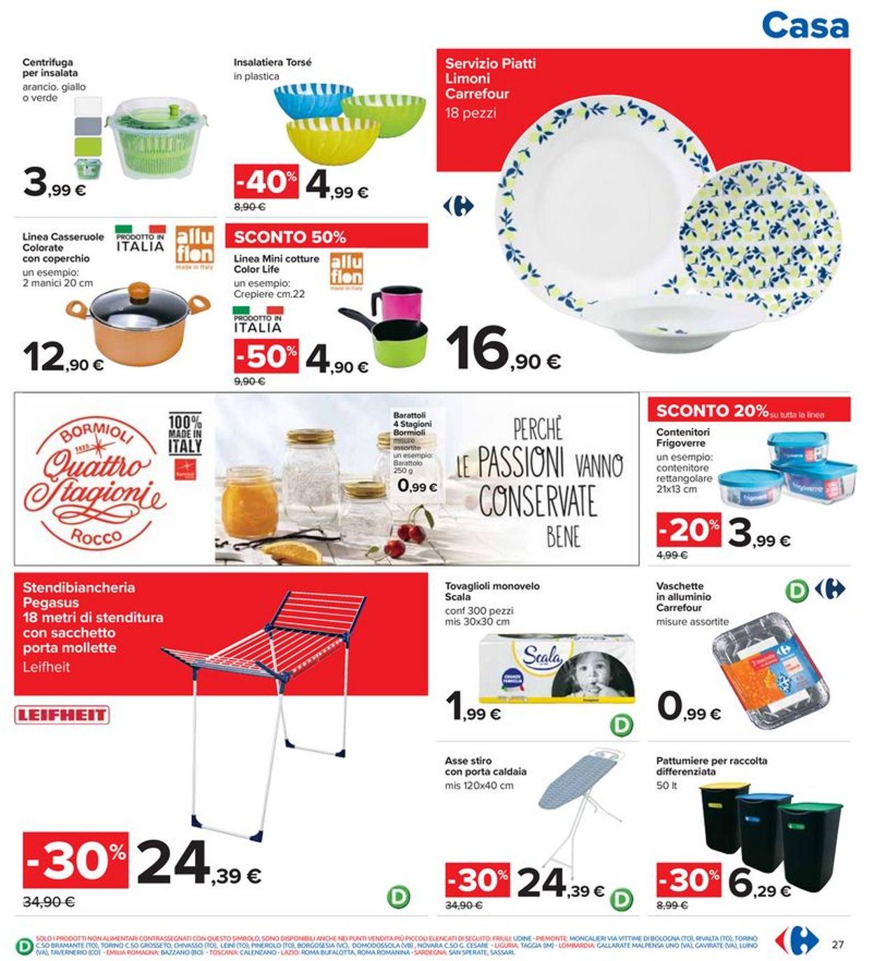 Volantino Carrefour - Offerte 17/06-30/06/2021 (Pagina 27)