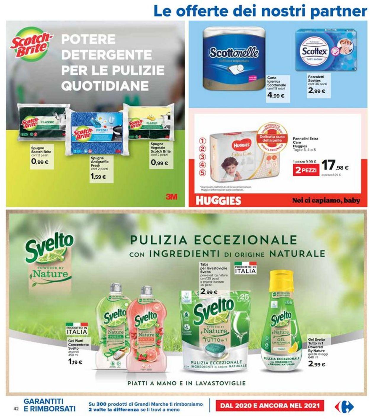 Volantino Carrefour - Offerte 17/06-30/06/2021 (Pagina 42)