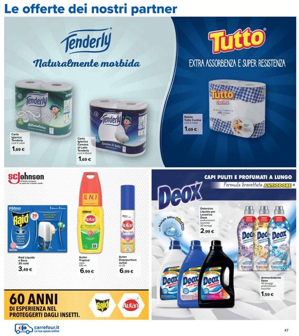 Volantino Carrefour - Offerte 17/06-30/06/2021 (Pagina 47)