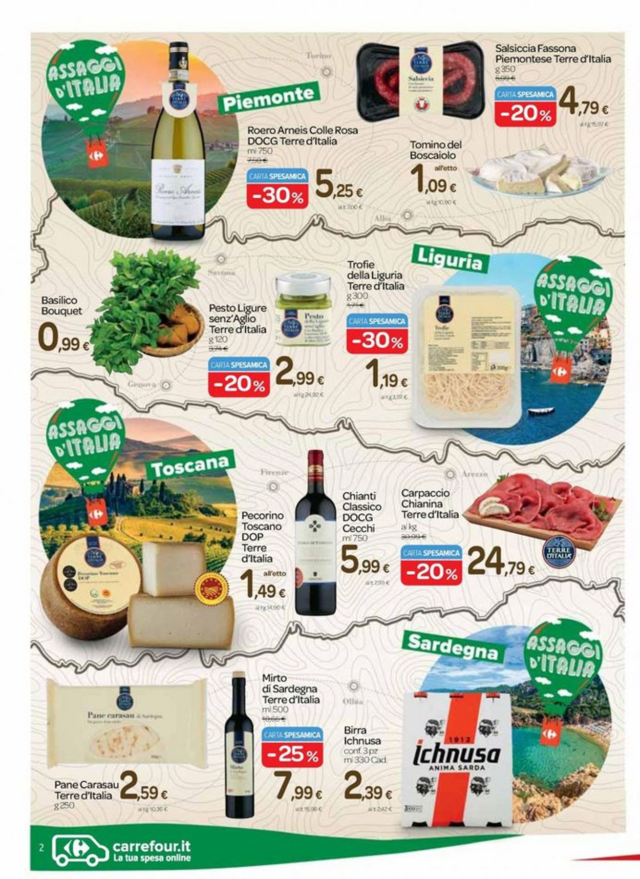 Volantino Carrefour - Offerte 17/06-29/06/2021 (Pagina 2)