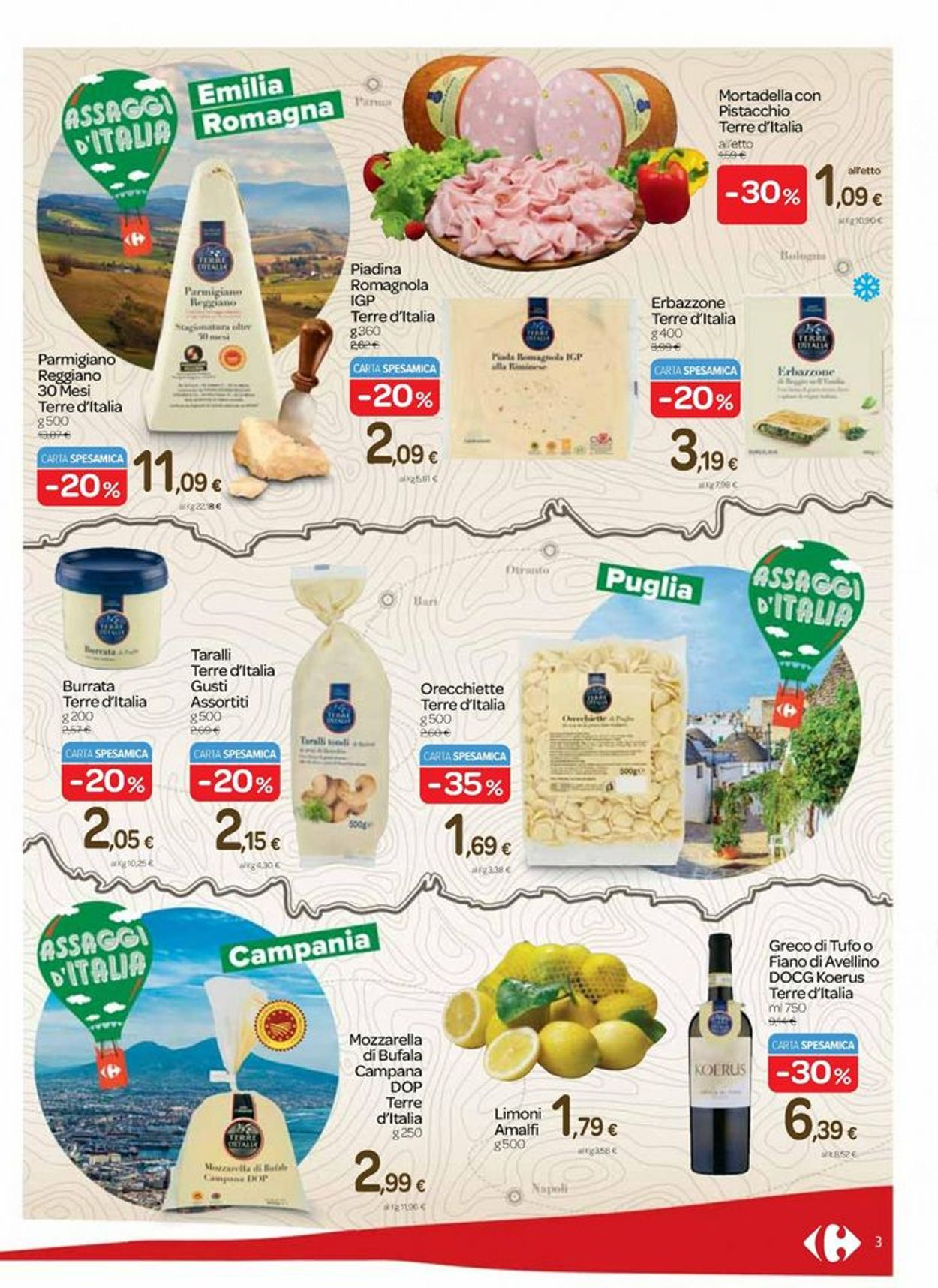 Volantino Carrefour - Offerte 17/06-29/06/2021 (Pagina 3)