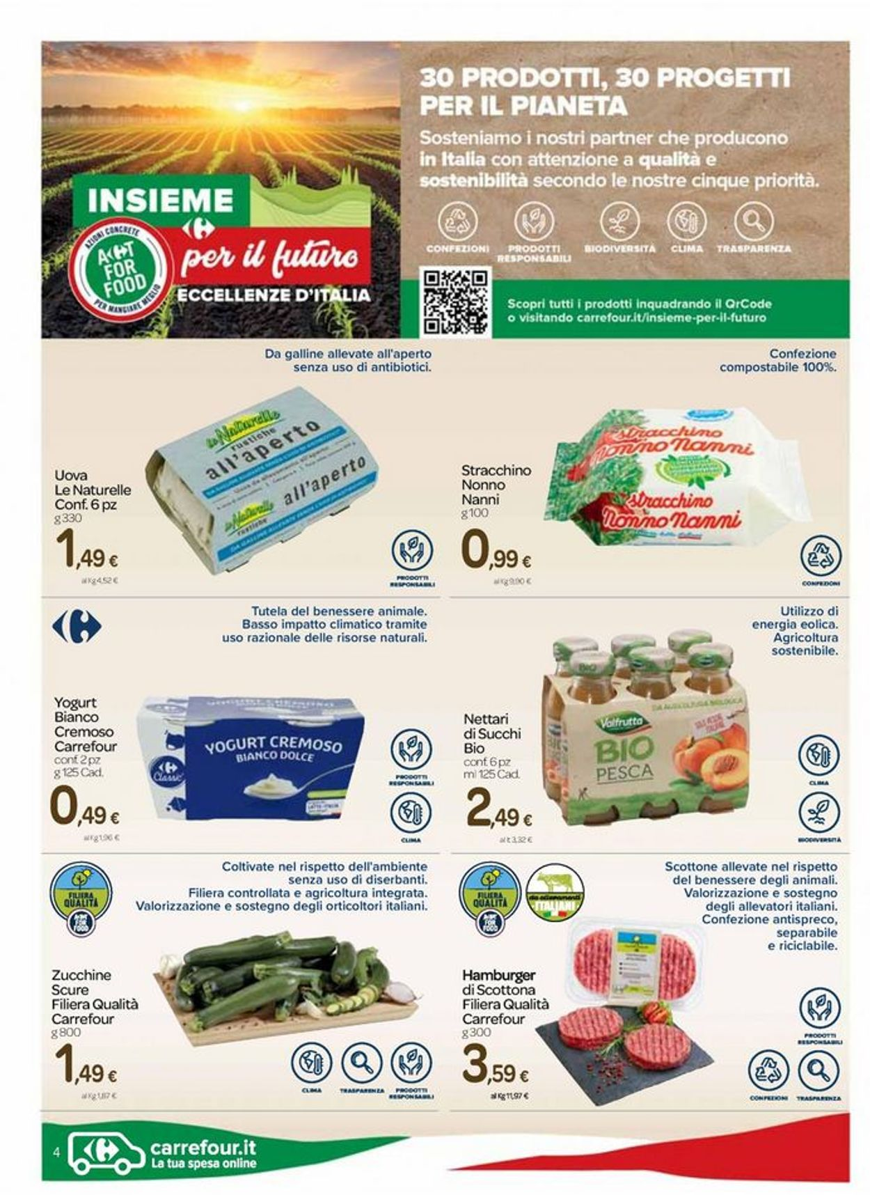 Volantino Carrefour - Offerte 17/06-29/06/2021 (Pagina 4)