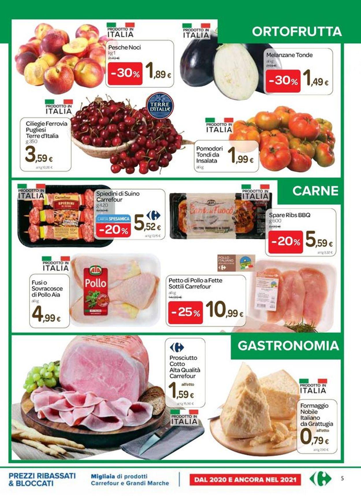 Volantino Carrefour - Offerte 17/06-29/06/2021 (Pagina 5)