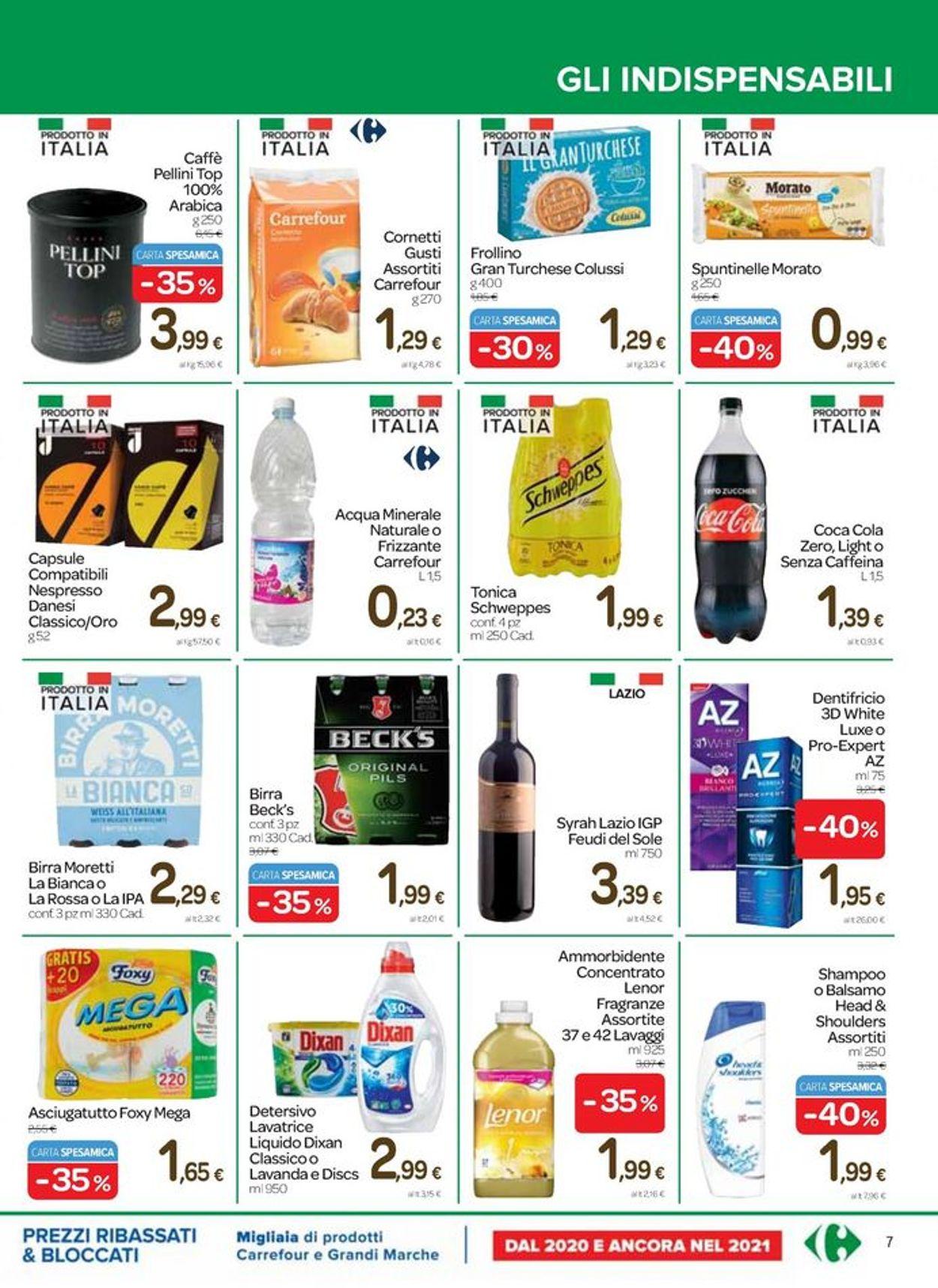Volantino Carrefour - Offerte 17/06-29/06/2021 (Pagina 7)