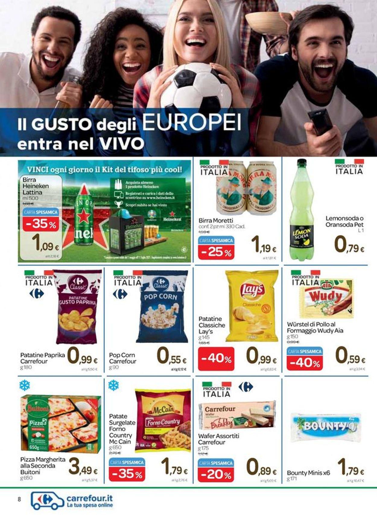 Volantino Carrefour - Offerte 17/06-29/06/2021 (Pagina 8)