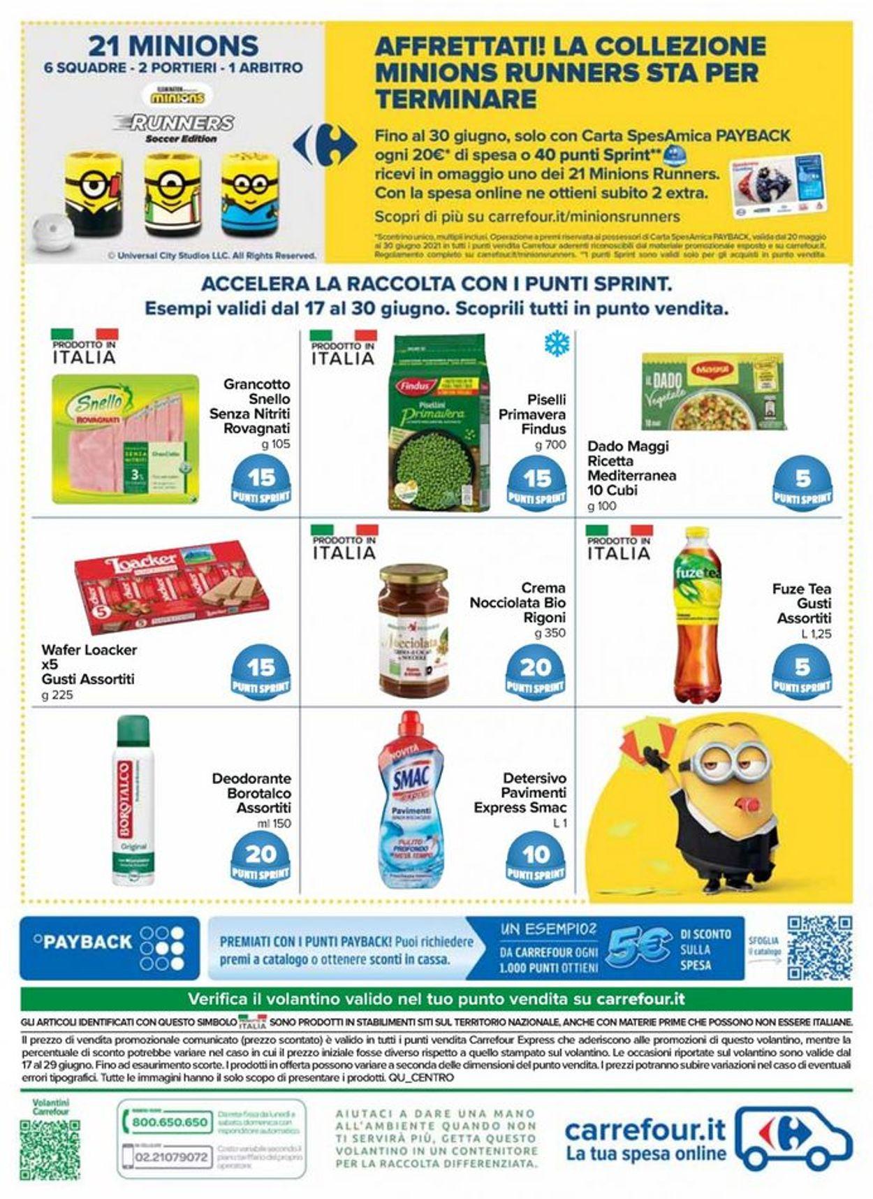 Volantino Carrefour - Offerte 17/06-29/06/2021 (Pagina 10)