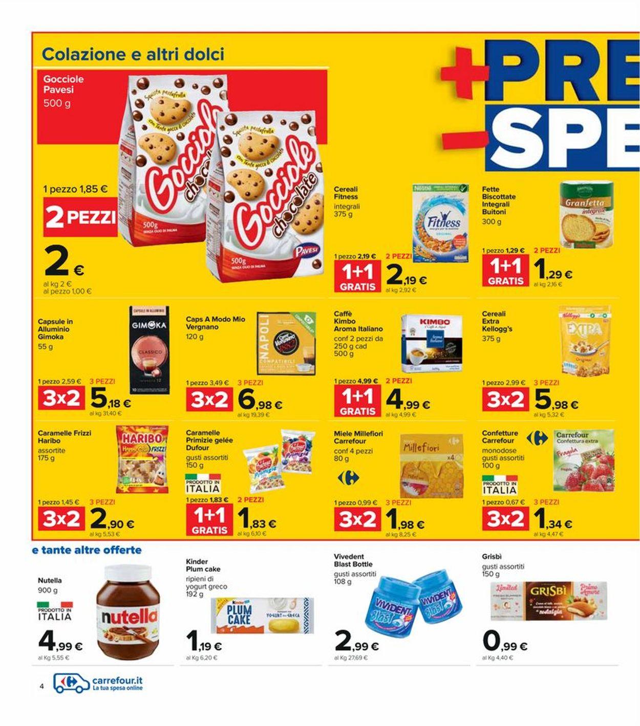 Volantino Carrefour - Offerte 01/07-14/07/2021 (Pagina 4)