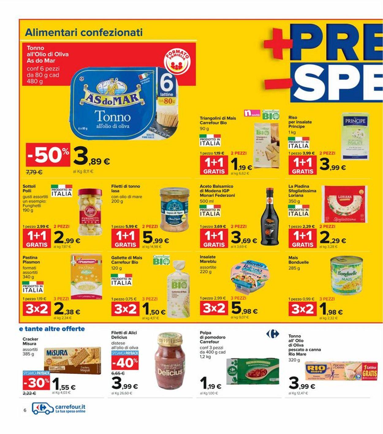 Volantino Carrefour - Offerte 01/07-14/07/2021 (Pagina 6)