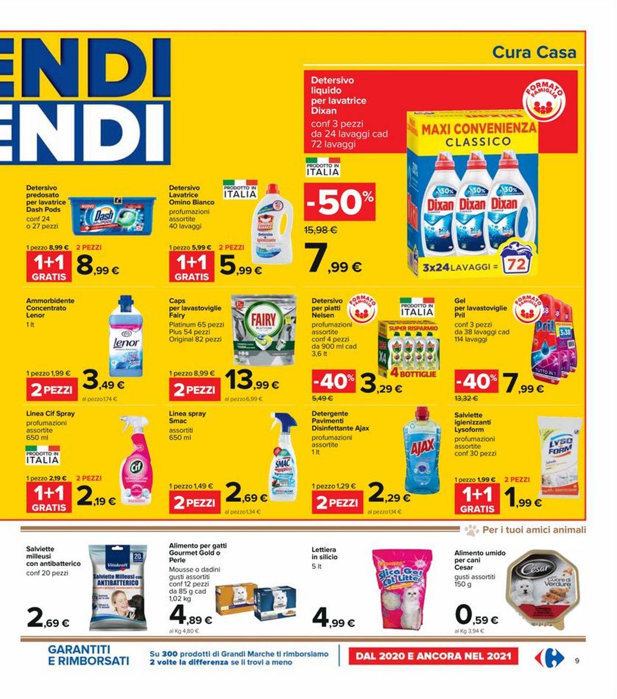 Volantino Carrefour - Offerte 01/07-14/07/2021 (Pagina 9)