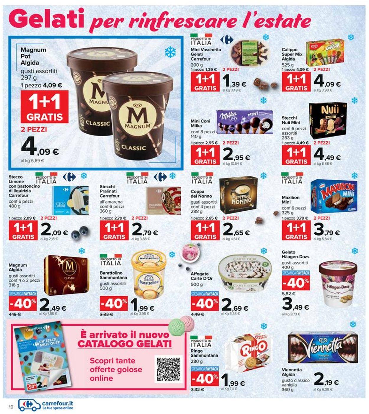 Volantino Carrefour - Offerte 01/07-14/07/2021 (Pagina 10)