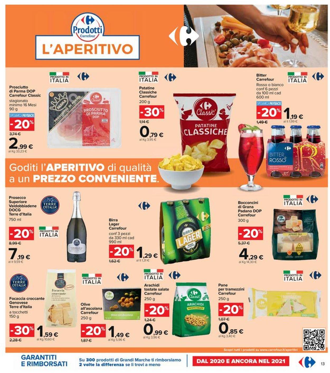 Volantino Carrefour - Offerte 01/07-14/07/2021 (Pagina 13)