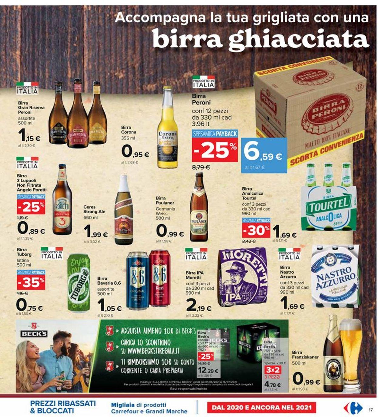 Volantino Carrefour - Offerte 01/07-14/07/2021 (Pagina 17)