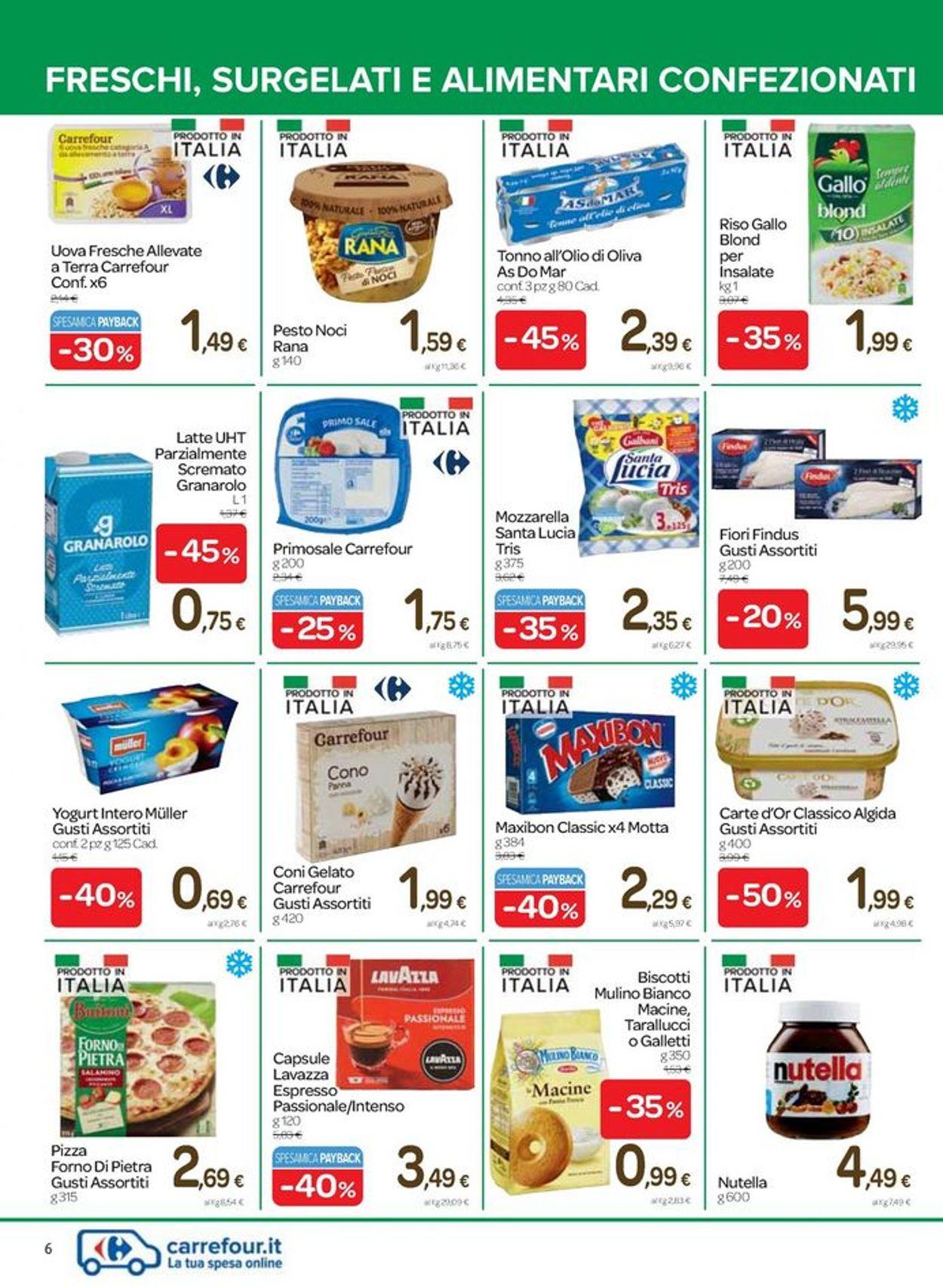Volantino Carrefour - Offerte 01/07-13/07/2021 (Pagina 6)