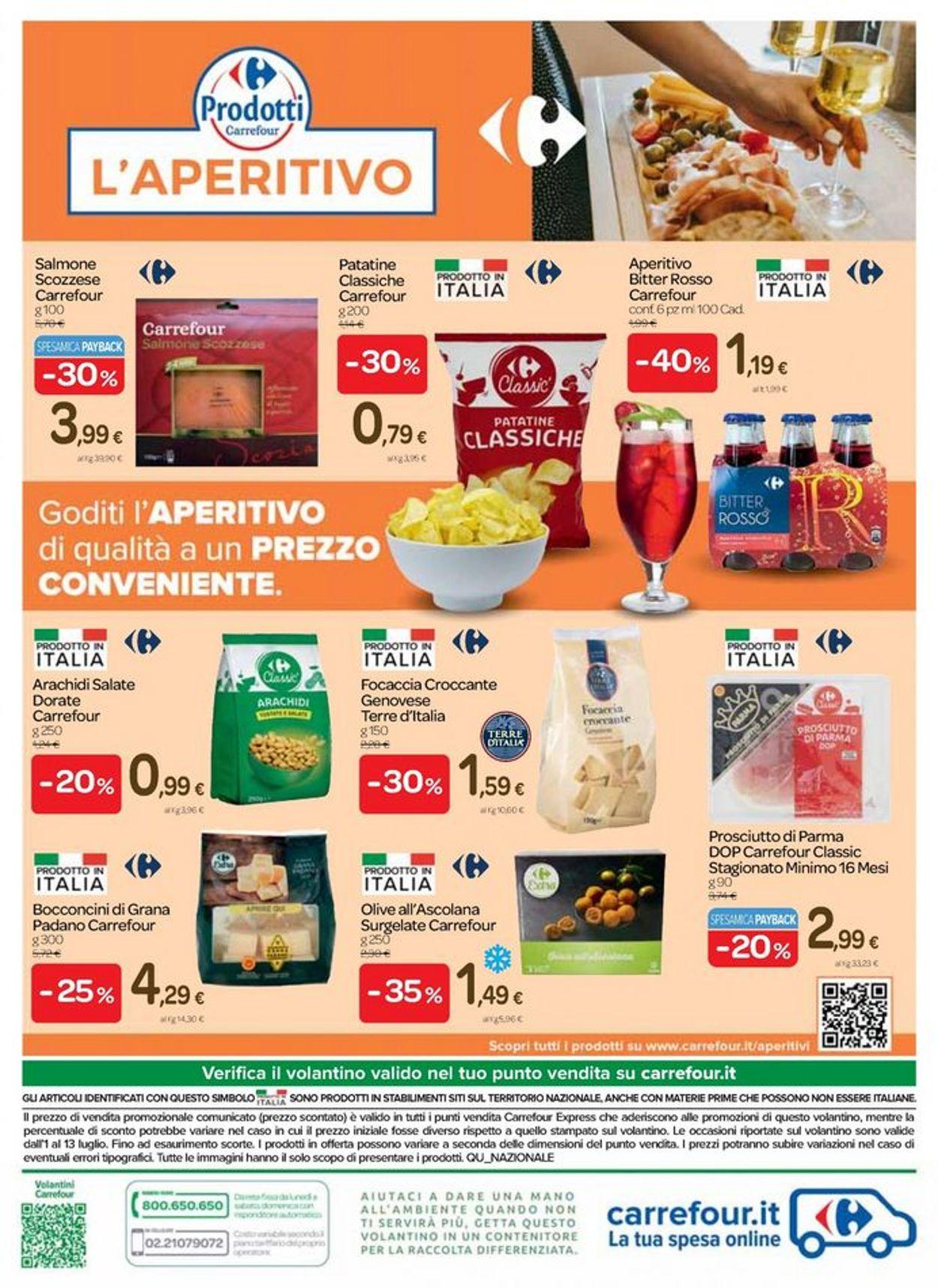 Volantino Carrefour - Offerte 01/07-13/07/2021 (Pagina 8)