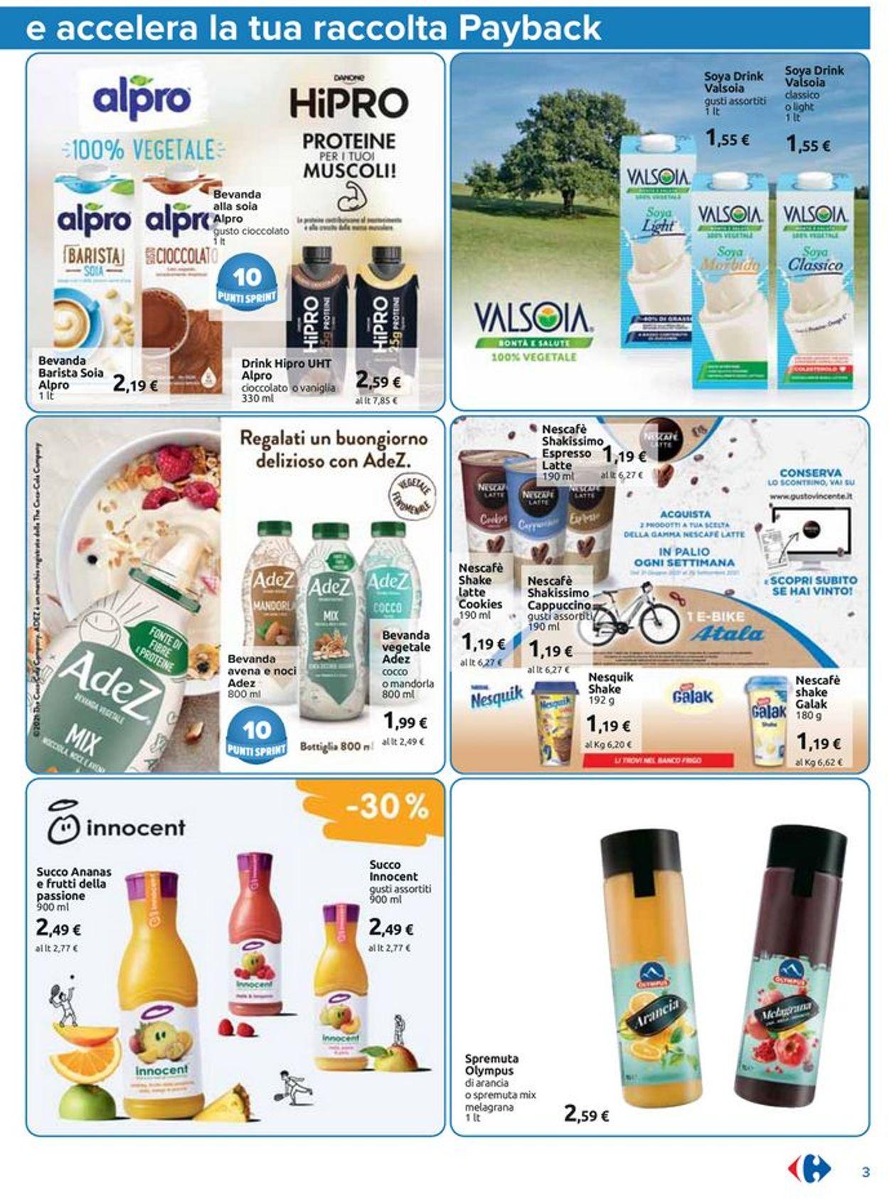 Volantino Carrefour - Offerte 01/07-25/07/2021 (Pagina 3)