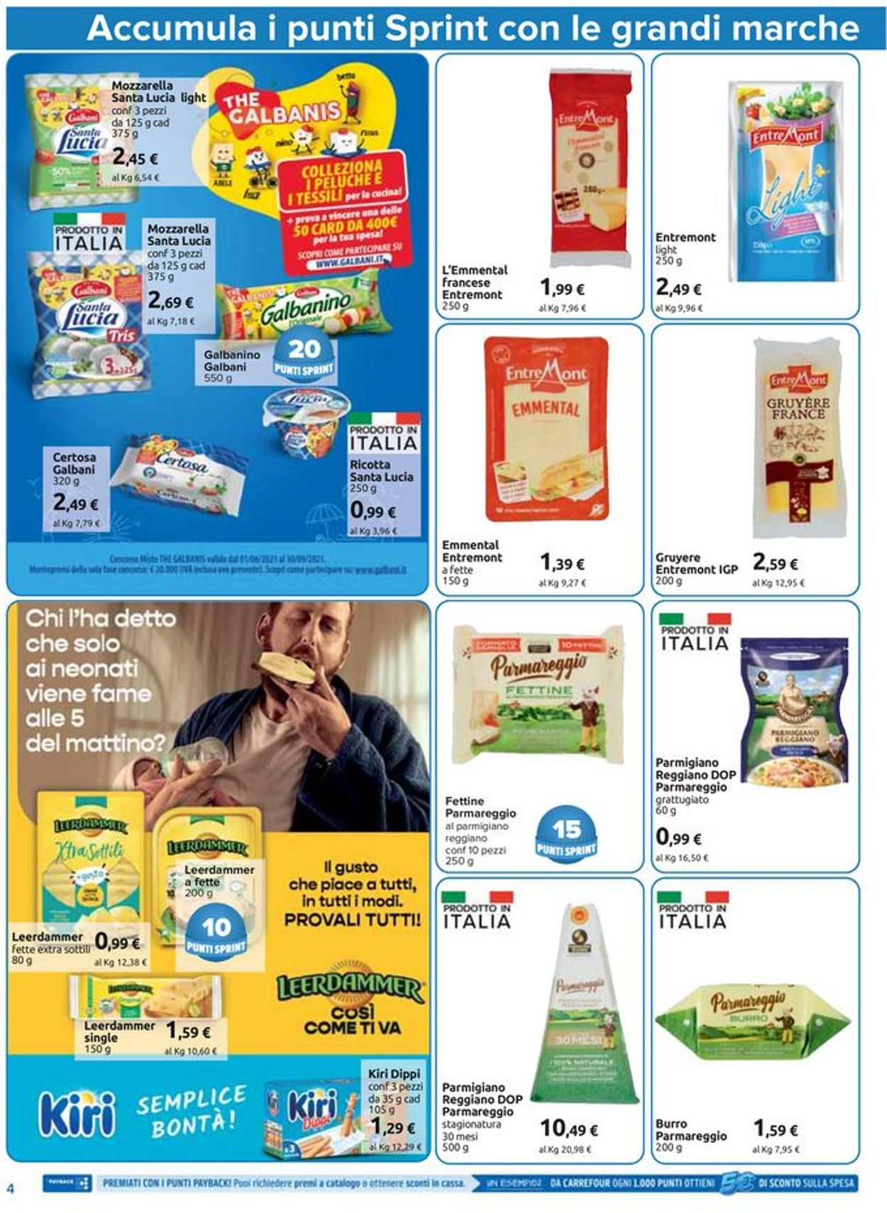 Volantino Carrefour - Offerte 01/07-25/07/2021 (Pagina 4)