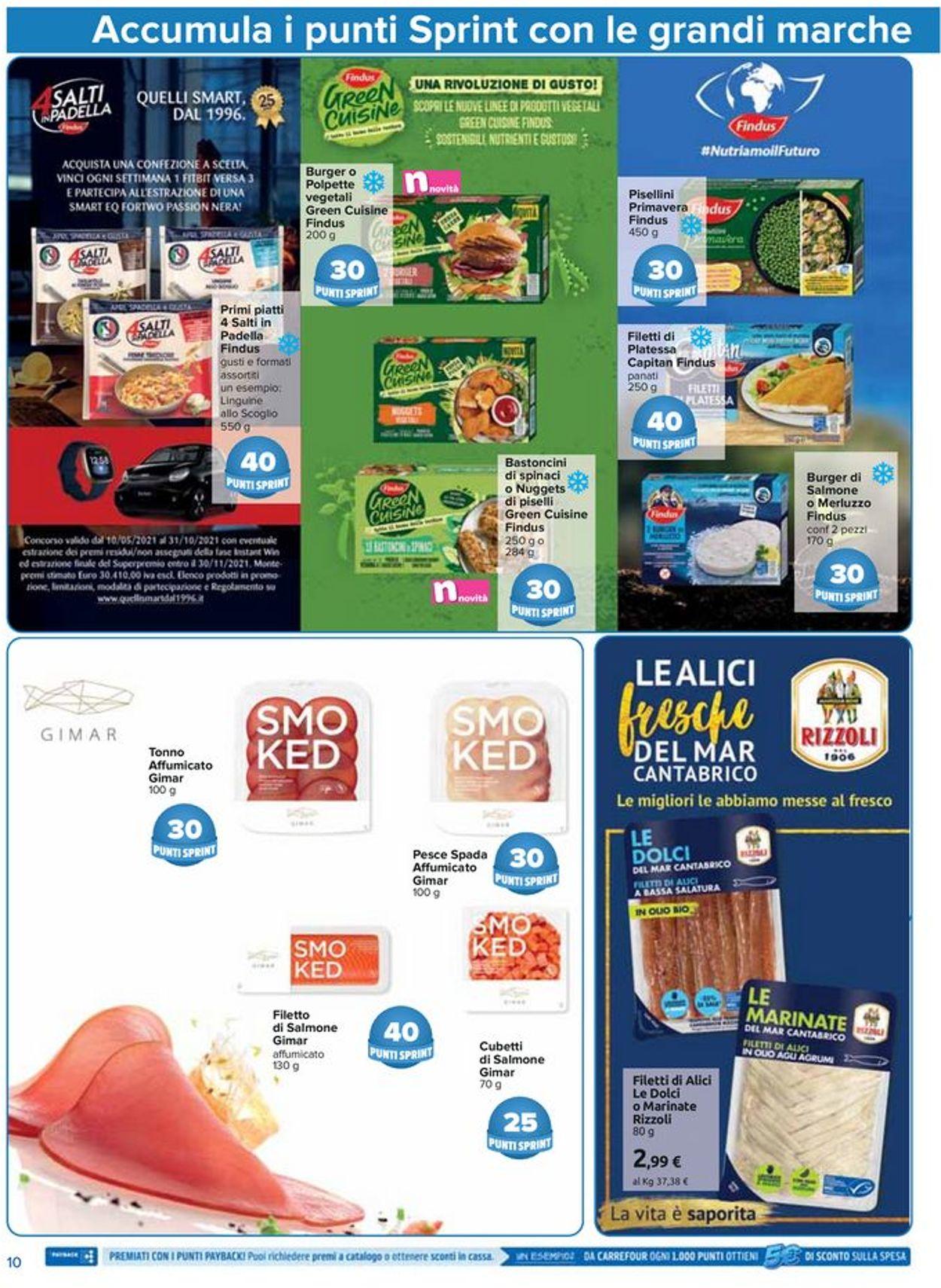 Volantino Carrefour - Offerte 01/07-25/07/2021 (Pagina 10)