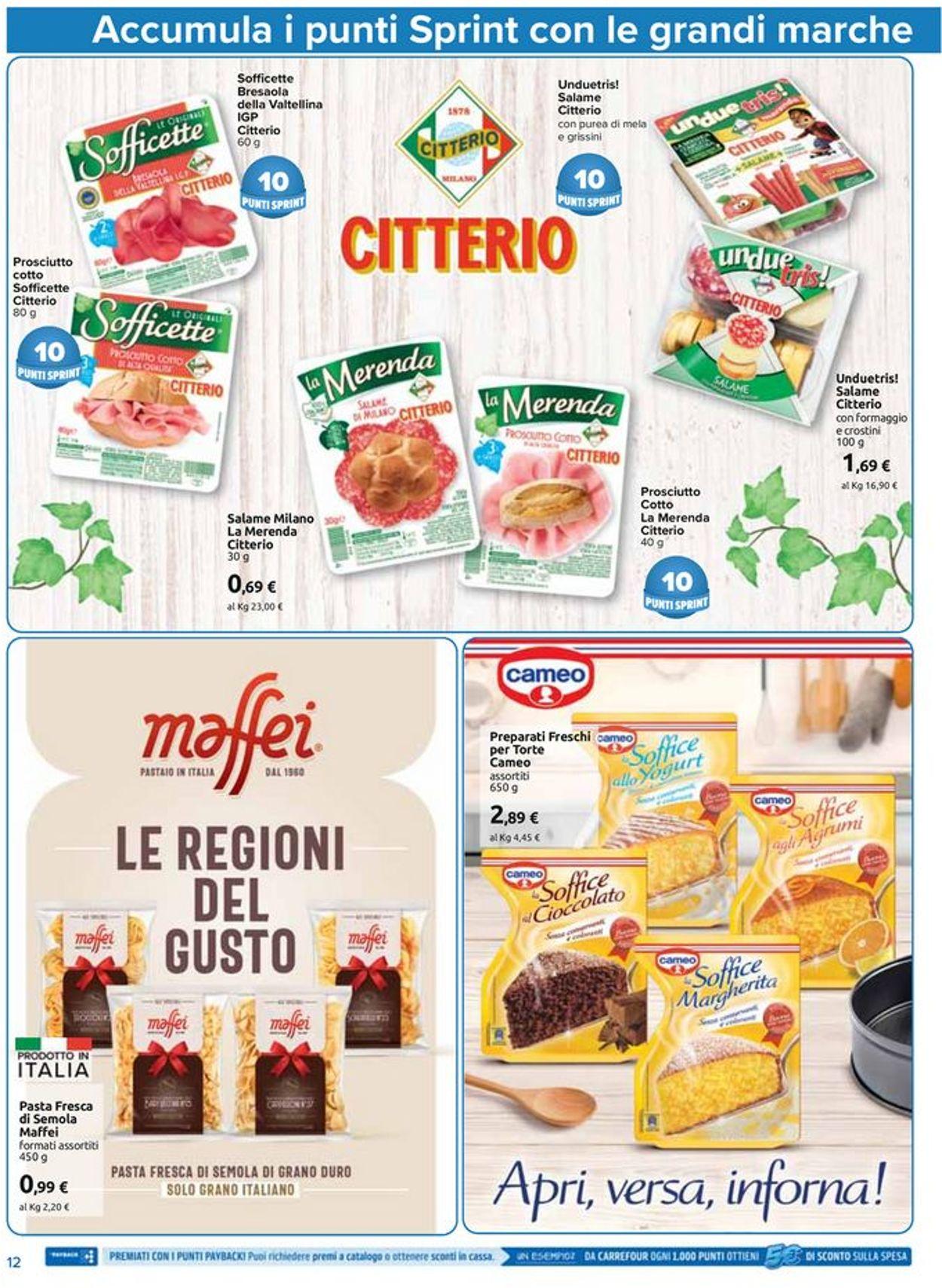Volantino Carrefour - Offerte 01/07-25/07/2021 (Pagina 12)
