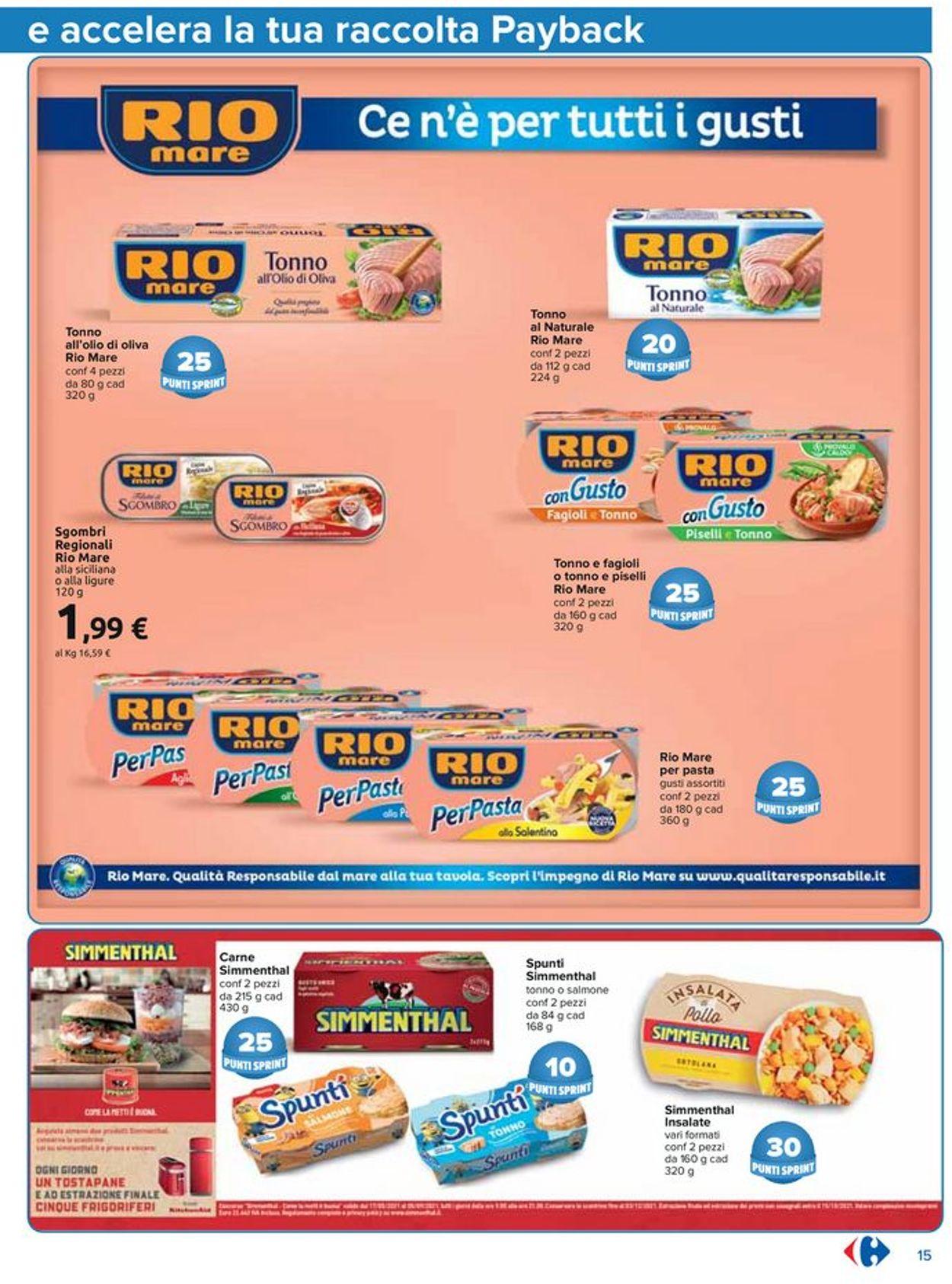 Volantino Carrefour - Offerte 01/07-25/07/2021 (Pagina 15)