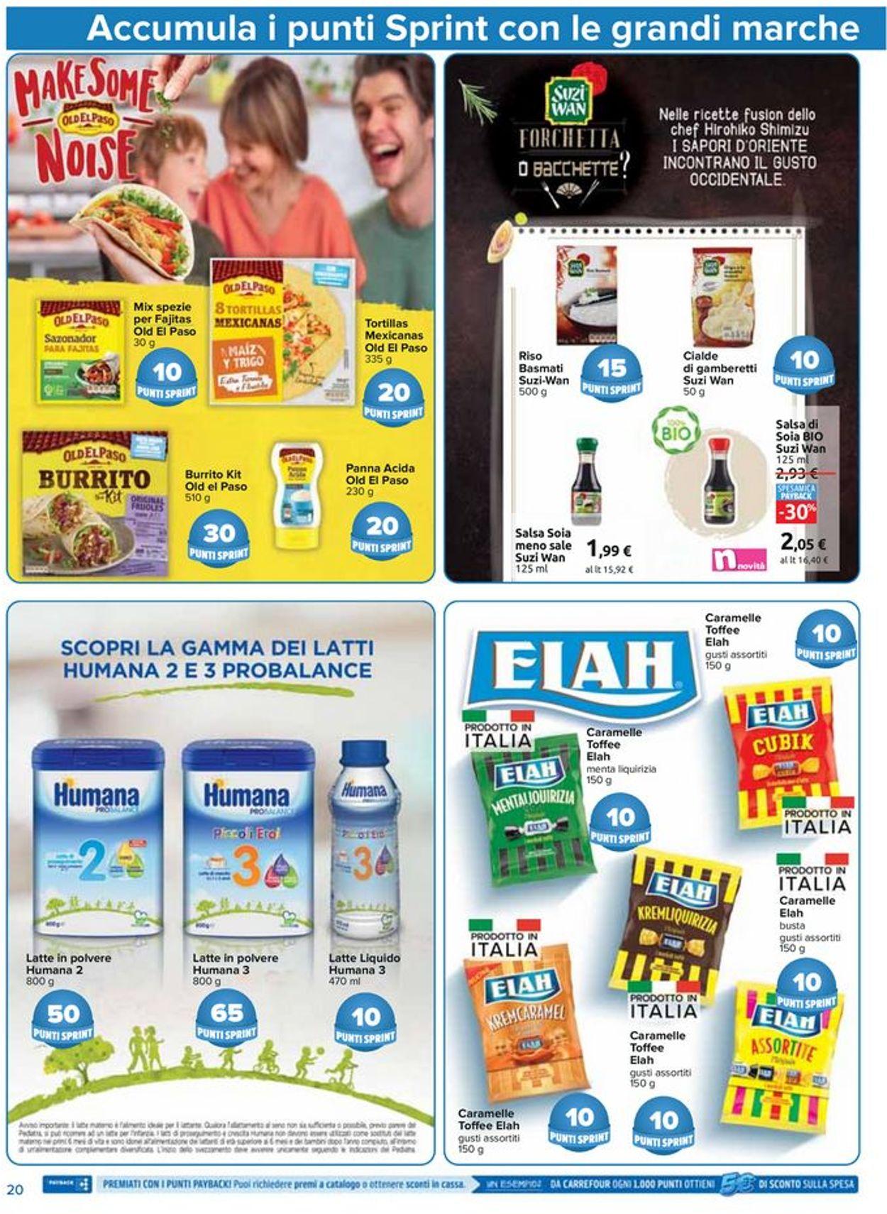 Volantino Carrefour - Offerte 01/07-25/07/2021 (Pagina 20)