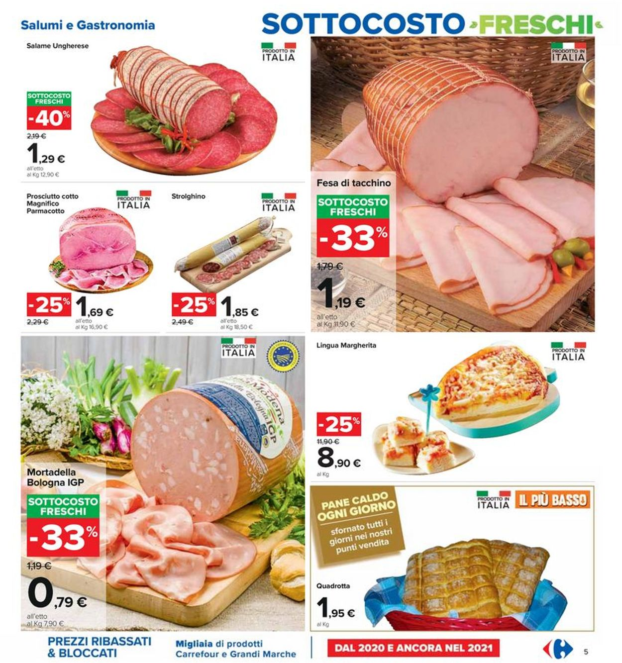 Volantino Carrefour - Offerte 15/07-28/07/2021 (Pagina 5)