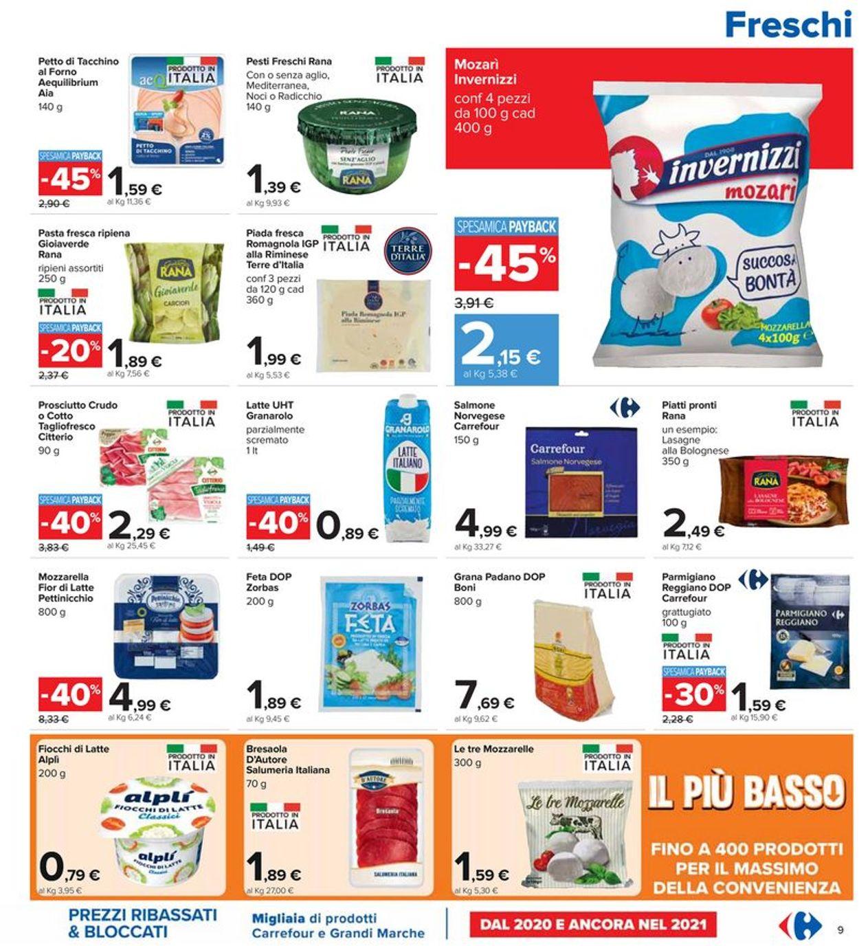 Volantino Carrefour - Offerte 15/07-28/07/2021 (Pagina 9)