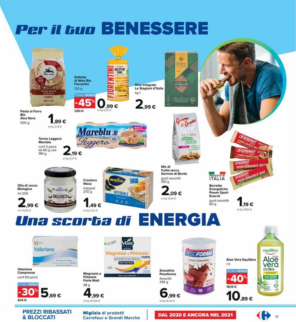 Volantino Carrefour - Offerte 15/07-28/07/2021 (Pagina 17)