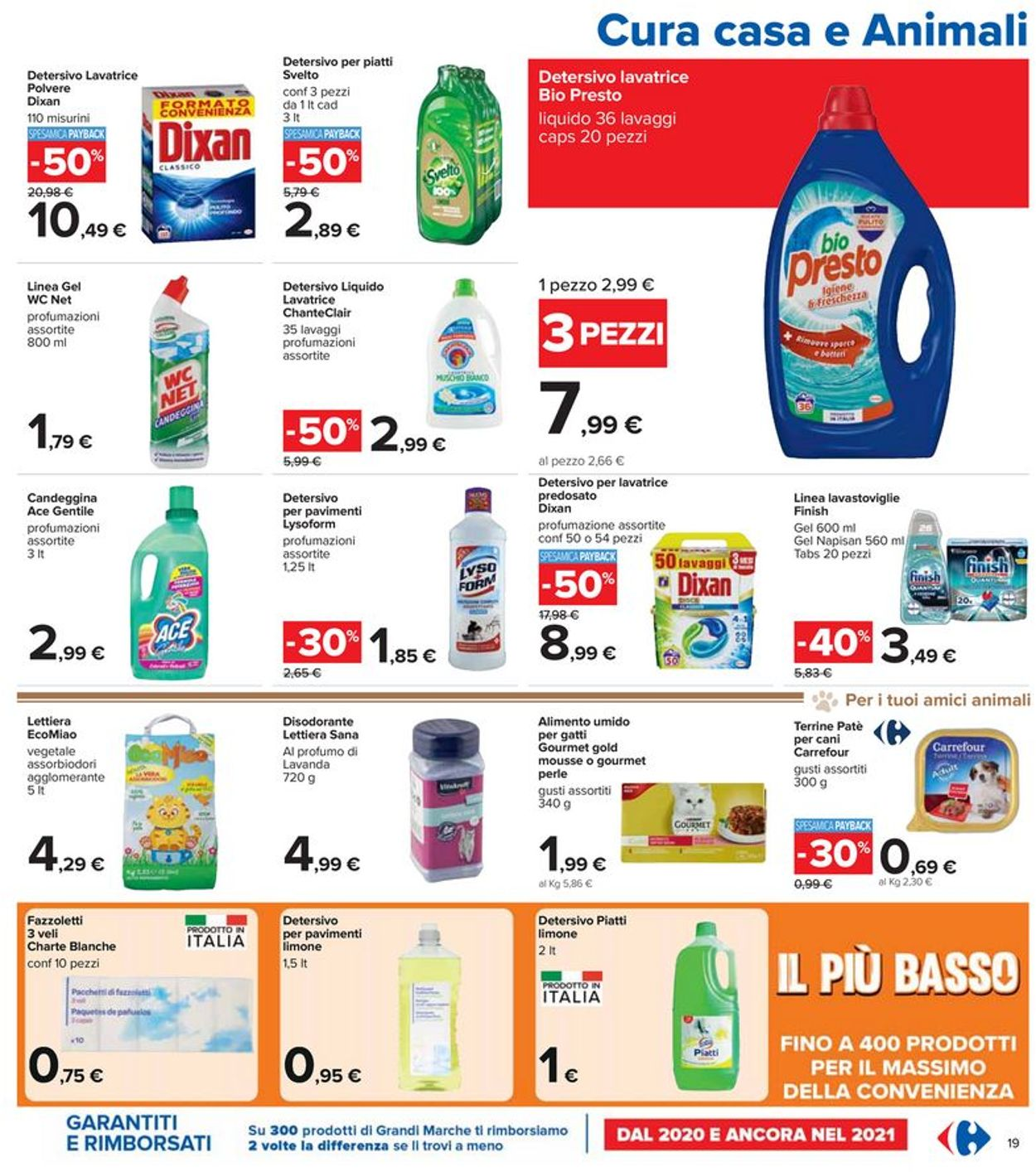 Volantino Carrefour - Offerte 15/07-28/07/2021 (Pagina 19)