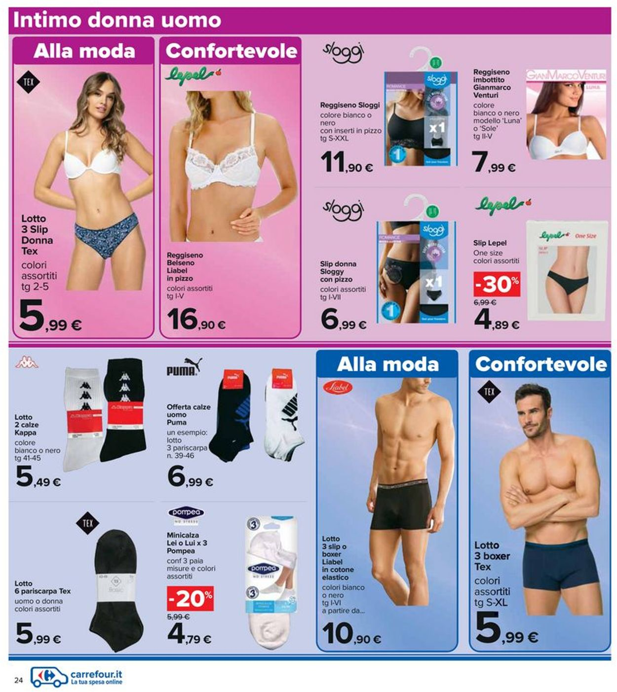 Volantino Carrefour - Offerte 15/07-28/07/2021 (Pagina 24)