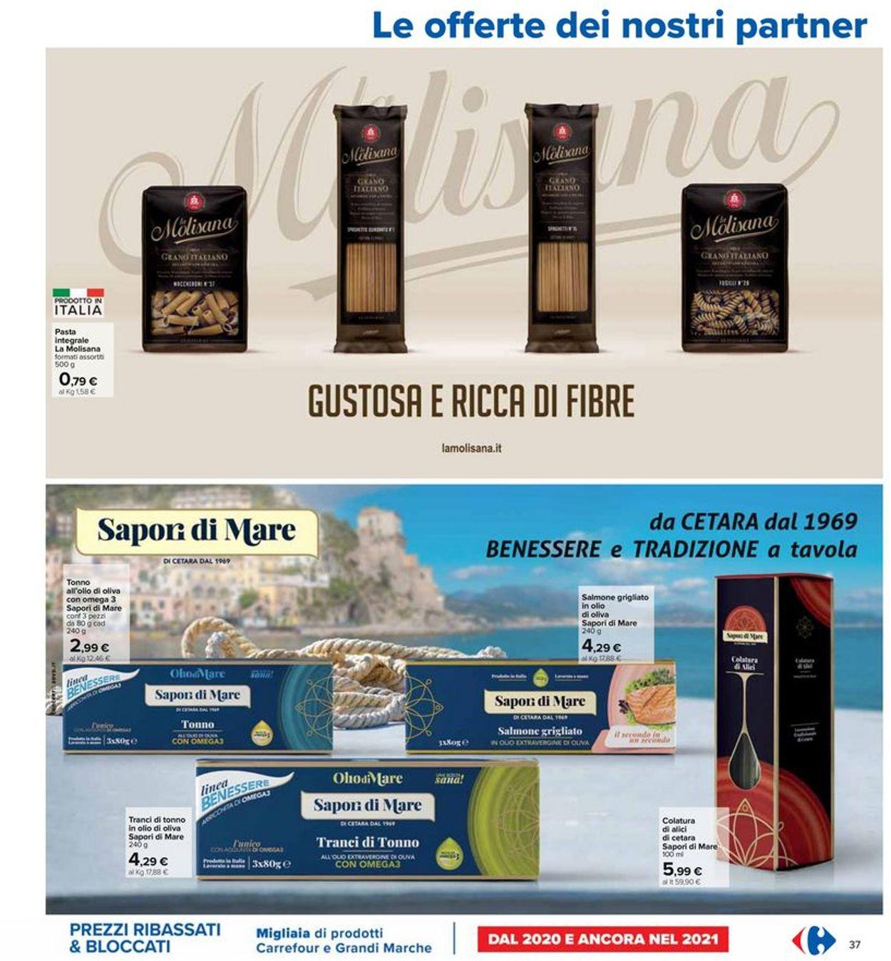 Volantino Carrefour - Offerte 15/07-28/07/2021 (Pagina 37)