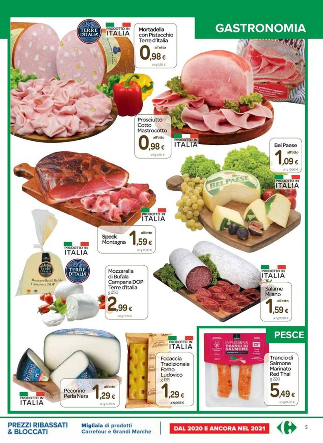 Volantino Carrefour - Offerte 15/07-27/07/2021 (Pagina 5)